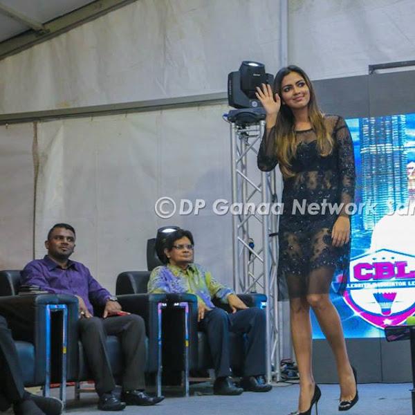 Amala Paul latest photos from Celebrity Badminton League event