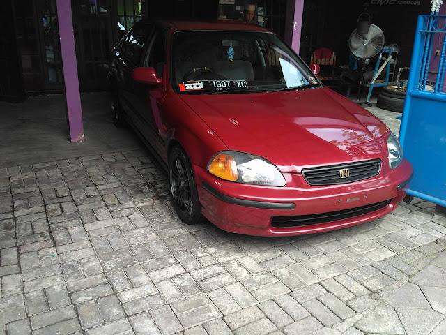 Honda Civic Ferio 1996 bekas