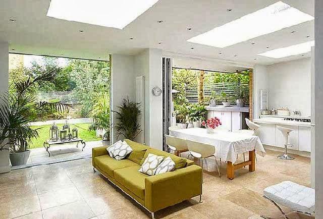 Desain Interior Rumah Minimalis Modern Klasik Victorian