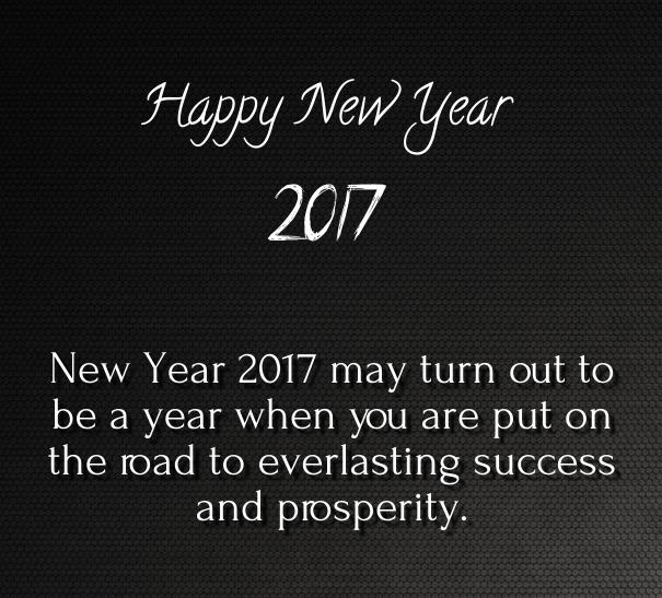 Boss Image Of New Year 2017