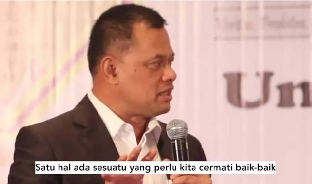 Gatot Nurmantyo Bongkar Dalang Presidential Threshold 20 Persen: Cermati Ini Baik-baik!