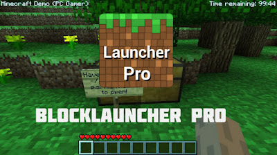 BlockLauncher Pro v1.17.6 - APK - Download