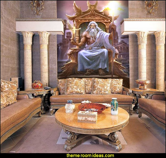 Greek mythology Temple wallpaper mural  mythology theme bedrooms - greek theme room - roman theme rooms - angelic heavenly realm theme decorating ideas - Greek Mythology Decorations -  angel wall lights - angel wings decor - angel theme bedroom ideas - greek mythology decorating ideas - Ancient Greek Corinthian Column - Spartan Warrior Gladiators - Greek gods - Angel themed baby room - angel decor - cloud murals - heaven murals - angel murals ethereal - greek key pattern - cupid theme bedrooms - cherub throw pillows - greek roman decor  - Column Wall Sculpture -  French Provincial furniture