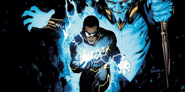 kelemahan black lightning serial tv