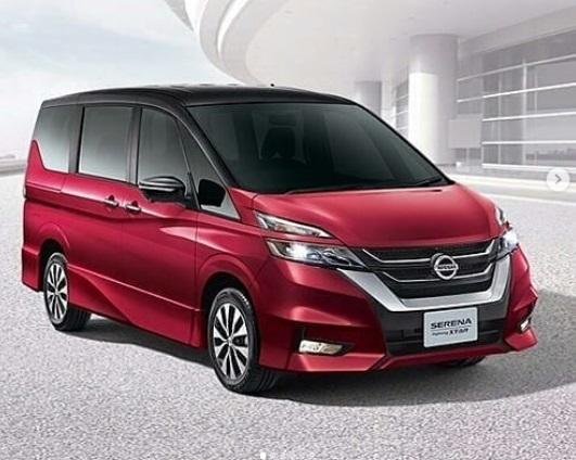 Nissan Serena Terbaru 2019