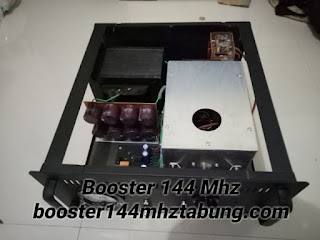 Produk Booster 144 Mhz Tabung