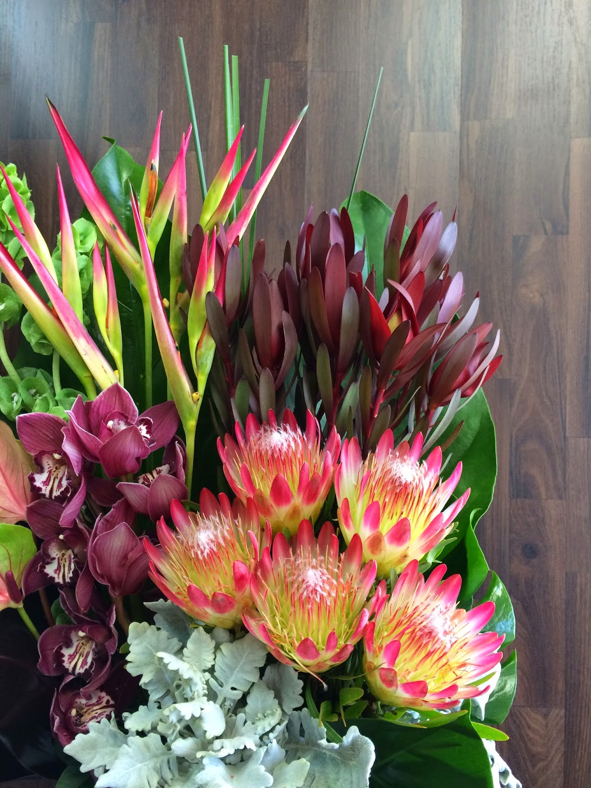 Urban Flower  Australian Native Flower Arrangements For Church Event     You need not worry about limp or wilting floral displays as native flowers  are so durable and hardy even on very hot days or in humid temperatures
