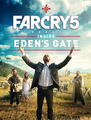 Far Cry 5 Inside Eden's Gate 2018 Custom HDRip Sub
