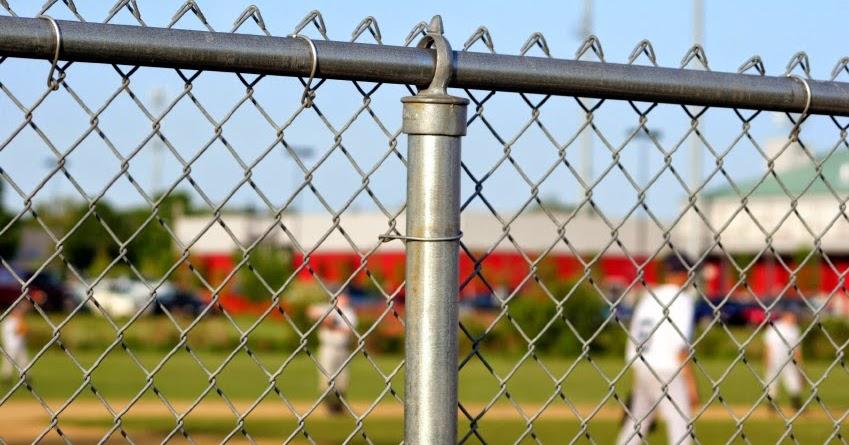 The Fence Line Chain Link Fencing Basics Part 2 Framework
