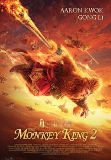Film The Monkey King 2 (2016) BluRay Subtitle Indonesia