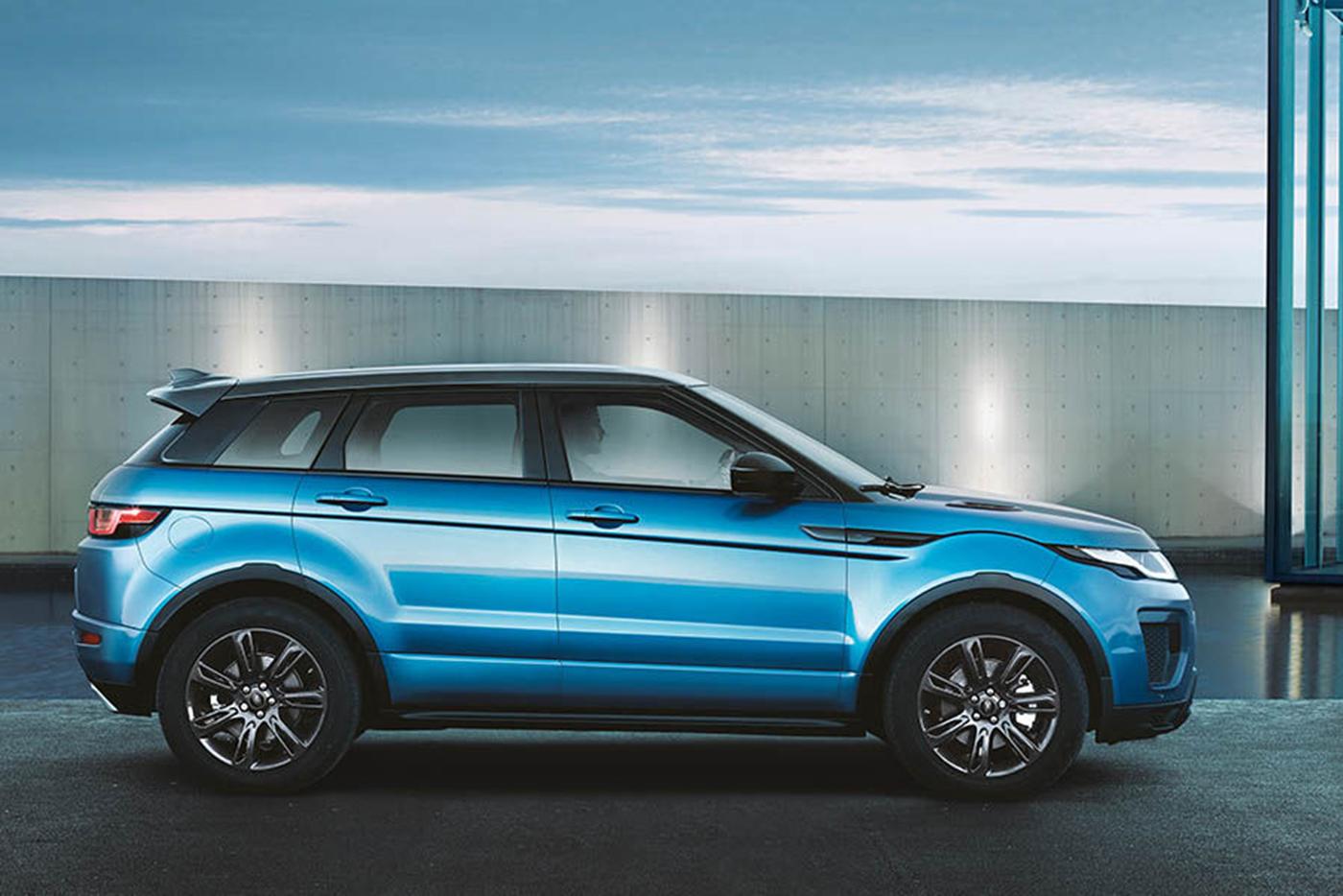 Range Rover eovque