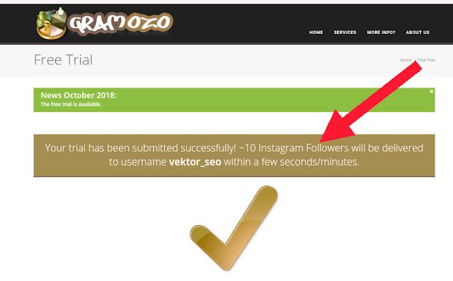 Cara Auto Follower Instagram Tanpa Pasword dan 100% Aman