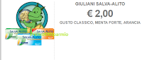 Logo Buono sconto Salva-Alito Giuliani : scaricalo subito