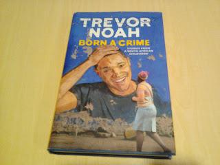Trevor Noah, Born a crime