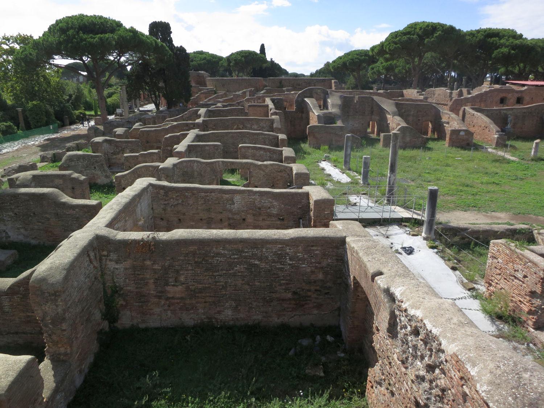 Rome the second time for Emmerre arredamenti ostia antica orari