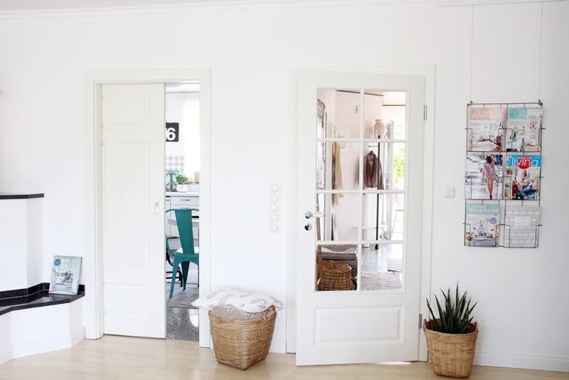 zimmertren streichen tren streichen tren lackieren anleitung alte tren weiss streichen diy with. Black Bedroom Furniture Sets. Home Design Ideas
