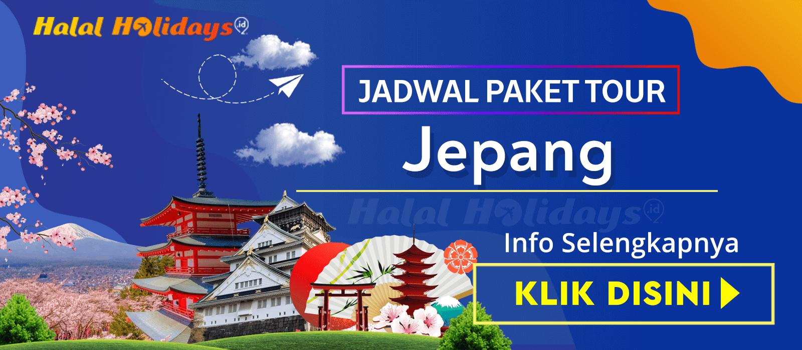 Paket Wisata Halal Tour Jepang Tokyo Osaka Kyoto Tahun 2020