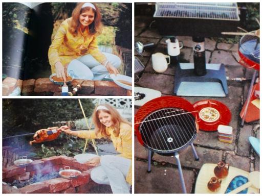 Fanny Cradock BBQ