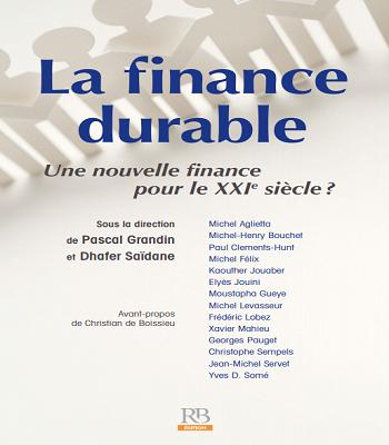La finance durable Une nouvelle finance pour le XXIe siècle ? PDF