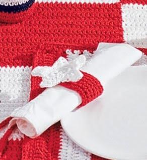 http://www.yarnspirations.com/pattern/crochet/star-napkin-rings