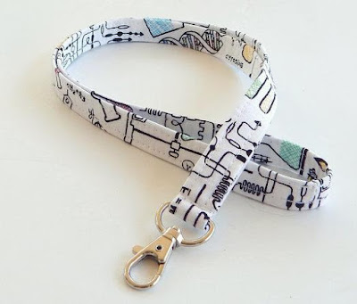 Science Lanyard