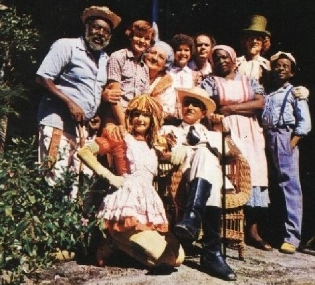 """Resultado de imagem para """"Sitio do Pica-Pau Amarelo 1977"""