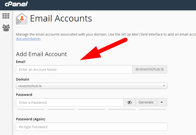 How Do I Create Email Accounts in cPanel