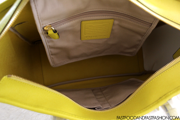 Review: Coach City Tote vs. MICHAEL by Michael Kors Saffiano