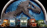 Mega Jurassic Parking Simulation Games