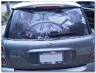 Star Wars Back WINDOW TINT