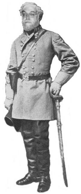 The author's illustrious ancestor, Gen. J.M. Reasoner, C.S.A.. Remarkable resemblance, ain't it?