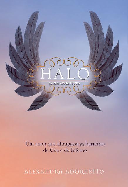 Halo Saga completa Edição 2 Alexandra Adornetto