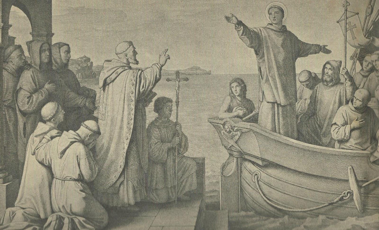 Die Auswärtigen Missionen Zum Fest Abschied Des Heiligen