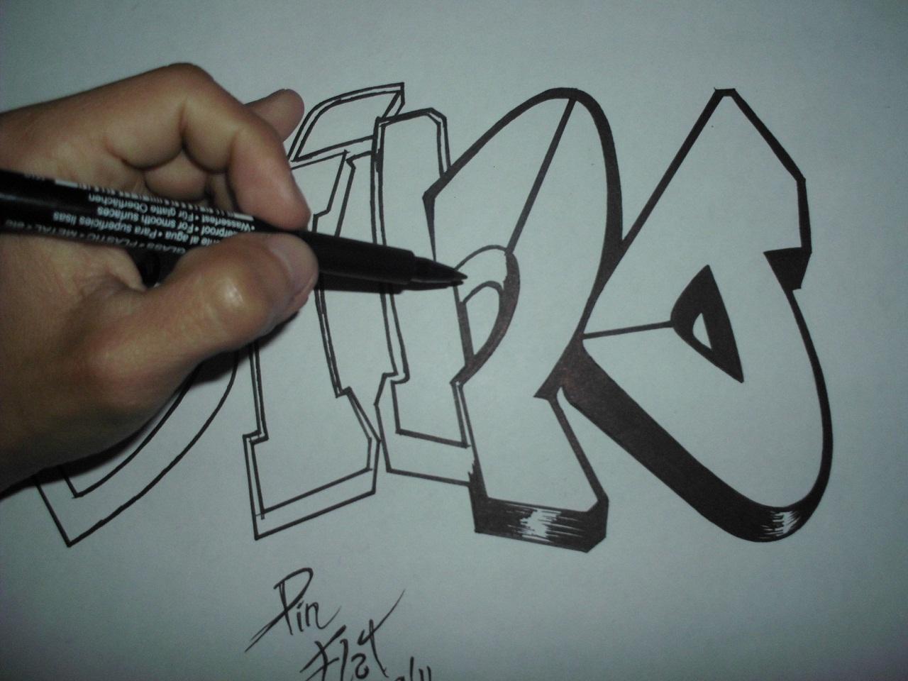 Letras De Graffiti Diseã±Os De Tatuajes Nombres Videos Nuevos By Zartiex
