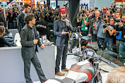 Keanu Reeves's Dream of His Large Motor Company