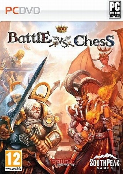 Battle vs Chess PC Full Español Descargar Skidrow 2012