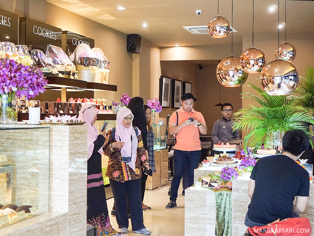 The Harvest Cakes Veteran Bintaro