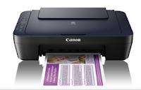 Canon PIXMA E460 Printer Driver