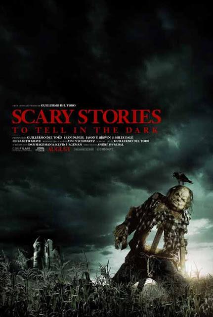 لعشاق الـ horror.. إليك أقوى أفلام الرعب المرتقبة في سنة 2019 فيلم scary stories to tell in the dark