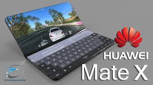 Harga Huawei Mate X, Ponsel Lipat Pertama dari Huawei