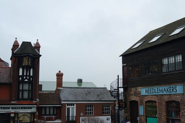 lewes sussex needlemakers