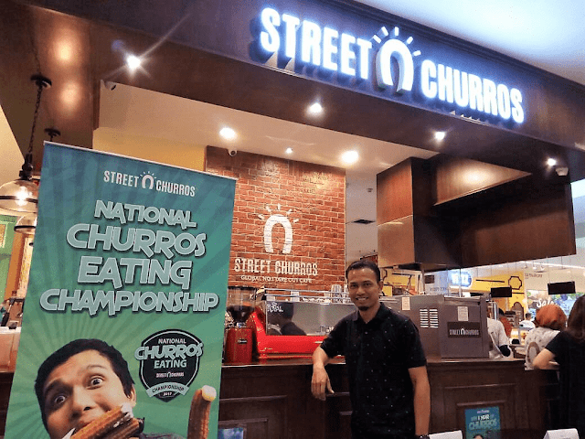 Street Churros, Empire Shopping Gallery, Subang Jaya,