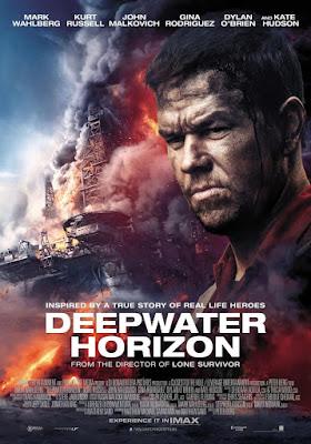 Deepwater Horizon 2016 DVD Custom NTSC Sub