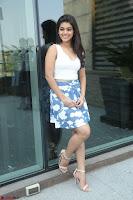 Yamini in Short Mini Skirt and Crop Sleeveless White Top 038.JPG