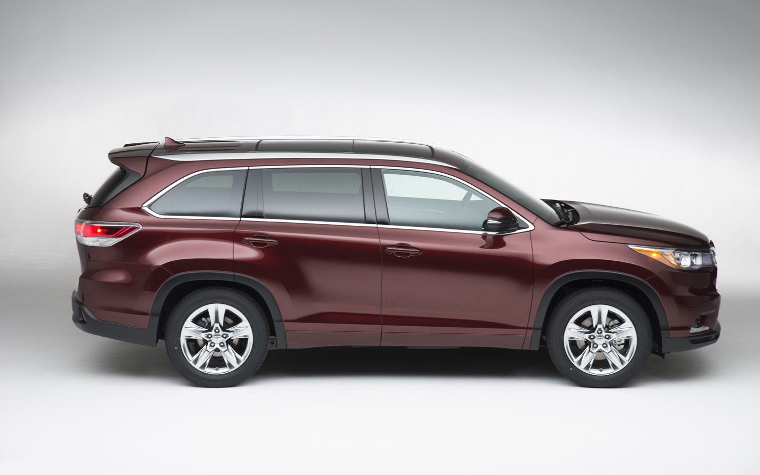 2014 toyota highlander exterior specs against pilot explorer new cars reviews Toyota highlander 2014 exterior