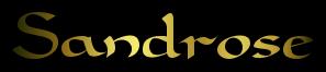 sandrose