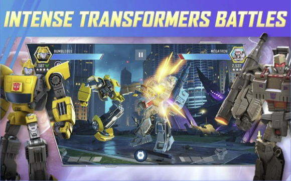 TRANSFORMERS Forged to Fight Mod Apk for Android