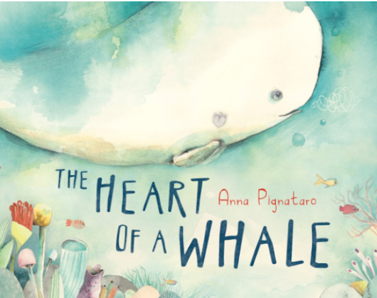 """The Heart of a Whale"" by Anna Pignataro"
