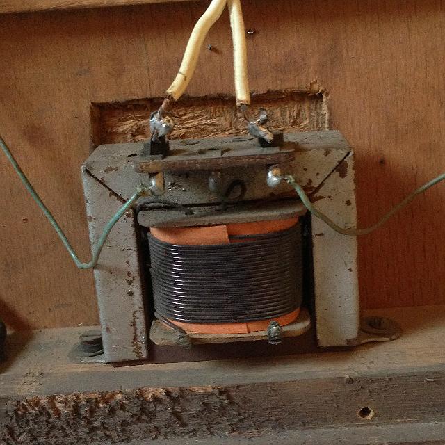 Hangszóró illesztő transzformátor impedancia illesztő kimenő transzformátor