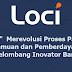 """""""Loci""""  Merevolusi Proses Paten, Penemuan dan Pemberdayaaan Gelombang Inovator Baru"""